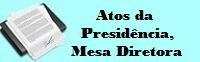 Atos da Presidência/Mesa Diretora - Câmara de Aliança do Tocantins